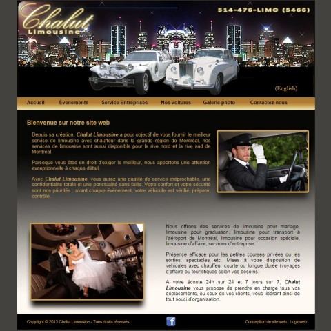 Chalut limousine