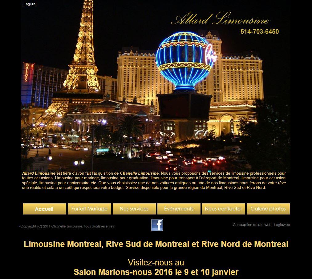 chanelle_limousine