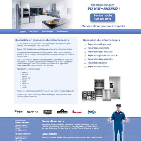 Électroménagers Rive-Nord