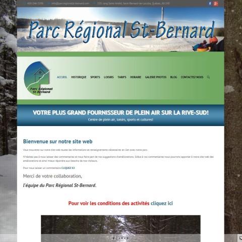 Parc Régional Saint-Bernard