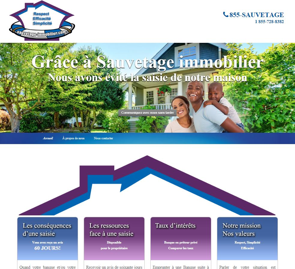 sauvetage immobilier