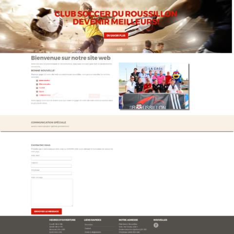 Club de Soccer du Rousillon